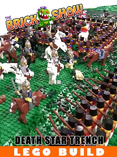 LEGO Napoleon and the Battle of Waterloo MOC