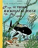 Les Aventures de Tintin : Le trésor de Rackham le Rouge : Edition grand format