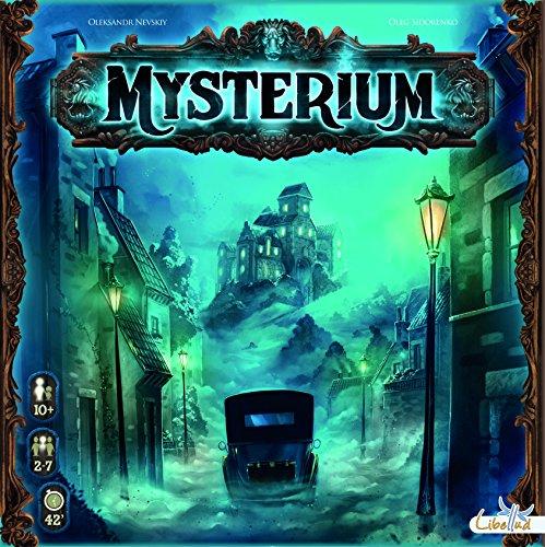 Libellud 002955 - Mysterium, Gioco da tavolo cooperativo [lingua tedesca]