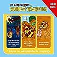 Monika Huschen - 3-CD Hrspielbox Vol.3