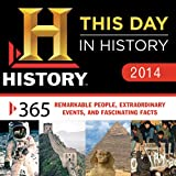 2014 History: This Day in History boxed calendar