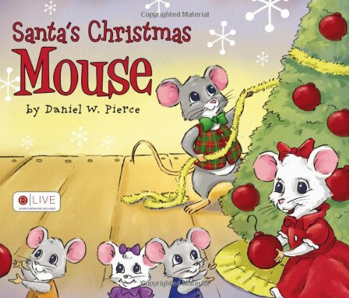 Santa's Christmas Mouse