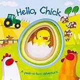 Parragon Hello, Chick (Die-Cut Animal Board)