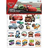 Disney Cars Temp Tattoos Mega Pack