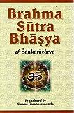 Brahma Sutra Bhasya Of Shankaracharya