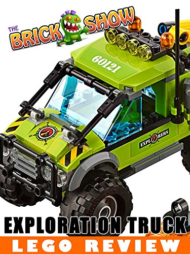 LEGO City Volcano Exploration Truck Review (60121)