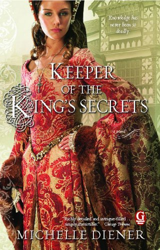 Image of Keeper of the King's Secrets