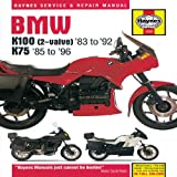 Jeremy Churchill BMW K100 and 75 Service and Repair Manual (83-96) (Haynes Service and Repair Manuals)