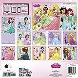 Disney Princess Wall Calendar (2016)