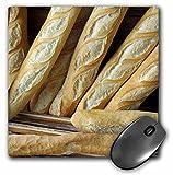 Danita Delimont - France - France, Provence, Cote dAzur, Lourmarin. Fresh baguettes - MousePad (mp_227300_1)