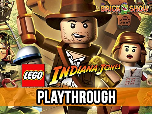LEGO Indiana Jones Video Gameplay
