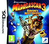 Madagascar 3 Europes Most Wanted (Nintendo DS)