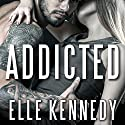 Addicted: Outlaws, Book 2 Audiobook by Elle Kennedy Narrated by C. S. E Cooney