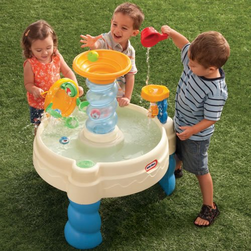 Little Tikes Spiralin' Seas Waterpark Play