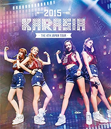 "KARA THE 4th JAPAN TOUR 2015""KARASIA""(初回限定盤) [Blu-ray]"