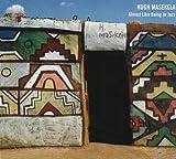 echange, troc Hugh Masekela - Almost Like Being in Jazz
