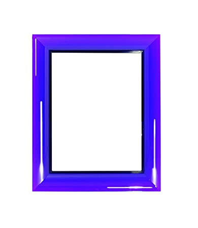 Kartell Francois Ghost Mirror, Purple
