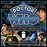 img - for Doctor Who: the Nest Cottage Chronicles: Fifteen 4th Doctor Audio Dramas book / textbook / text book