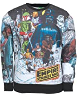 Star Wars Great Empire Fleece Sublimation print