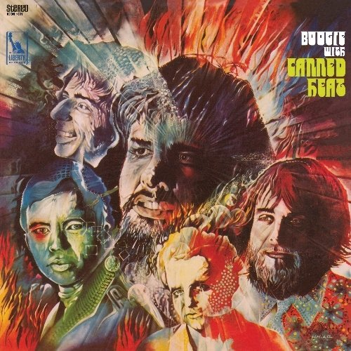 Canned Heat - Boogie With Canned Heat (Deluxe Version ) ( Contains 6 Bonus Tracks ) - Zortam Music