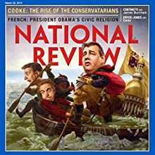 National Review, March 23, 2015 (       UNABRIDGED) by National Review Narrated by Mark Ashby