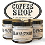 Old Factory Candles COFFEE SHOP set o...
