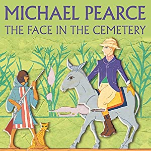 The Face in the Cemetery | [Michael Pearce]