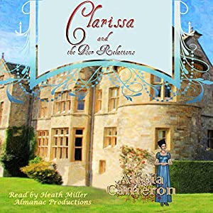 Clarissa and the Poor Relations Audiobook