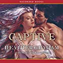 Captive Audiobook by Heather Graham Narrated by George Guidall