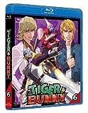TIGER&BUNNY(タイガー&バニー) 6 [Blu-ray]