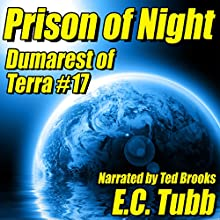 Prison of Night: Dumarest of Terra, No. 17 (       UNABRIDGED) by E. C. Tubb Narrated by Ted Brooks