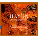 "HAYDN : Missa B-Dur ""Harmoniemesse"" / Symphonie Nr. 88 / Sinfonia D-Dur"