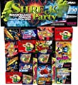 250 Teile - SHRECK PARTY - KINDERFEUERWERK by Enter-Deal
