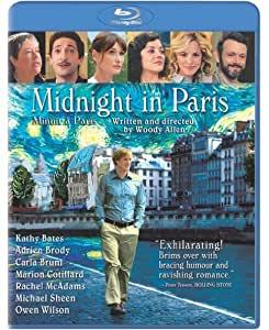 Midnight in Paris / Minuit à Paris (Bilingual)  [Blu-ray] (2011)