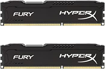 Kingston HyperX FURY 16GB PC3-14900 DDR3 Desktop Memory