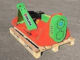 Tondo-broyeur pour tracteurs Kubota, Iseki, Pasquali + Cardan B4 80cm inclu- Ape-110...