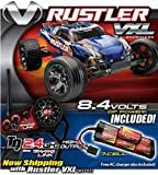 Traxxas Rustler 2.4 VXL RTR Brushless Truck w/7-Cell & Charger Reviews