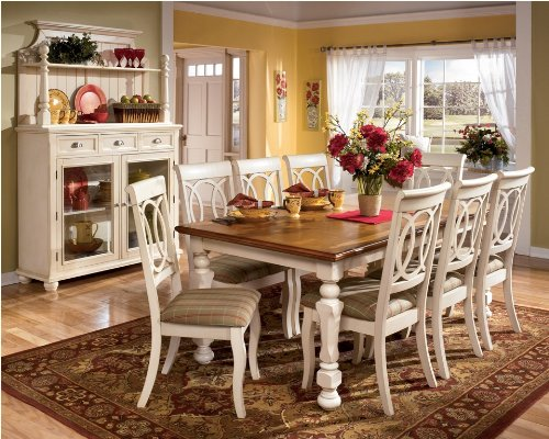Country Cottage Dining Room Set Ashley Furniture