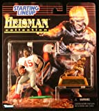 ARCHIE GRIFFIN / OHIO STATE UNIVERSITY BUCKEYES * 1997 NCAA College Football HEISMAN COLLECTION Starting Lineup Action Figure, Football Helmet & Miniature 1974 Heisman Memorial Trophy