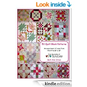 53 Quilt Block Patterns (Little Quilt Ladies Pattern Series)