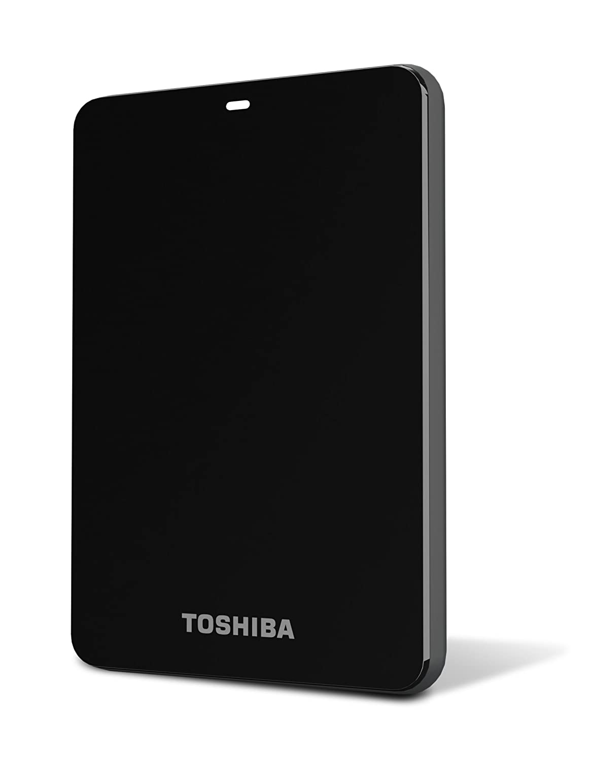 Toshiba 1.5 TB Toshiba Canvio 3.0 Plus Portable Hard Drive in Black (HDTC615XK3B1)