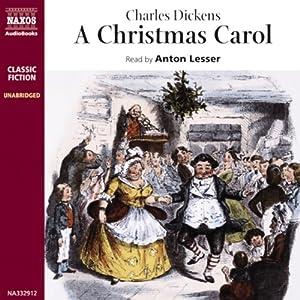 A Christmas Carol [Naxos AudioBooks Edition] Audiobook