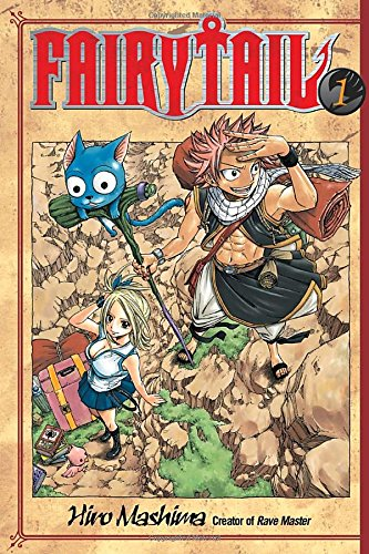Fairy Tail, Vol. 01