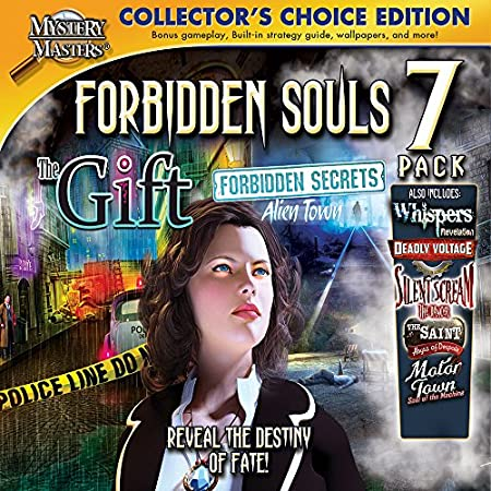 Viva Media Forbidden Souls 7-Pack JC
