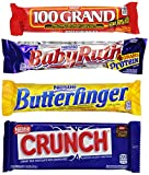 Nestle Chocolate Candy Bar Variety Pack, 20 Count