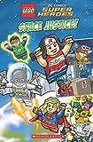 LEGO DC Super Heroes: Space Justice (Reader #1)