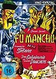 Dr. Fu Manchu - Teil 1&2: Trommeln des Satans / Das Geheimnis des goldenen Drachens [Limited Edition] [2 DVDs]