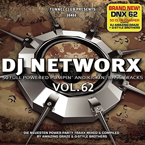 Various Artists-DJ Networx Vol. 62
