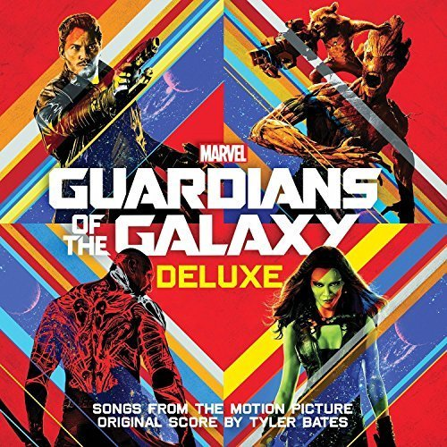 Guardians of the Galaxy by Various Artists (2014-08-05)