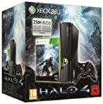 Xbox 360 - Console 250 GB + Halo 4 [B...